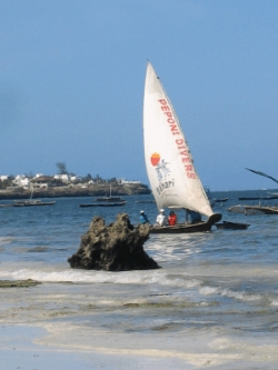 NGALAU, the Kenyan way of sailing