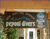 Welcome at Peponi Divers - Bahari Beach Hotel